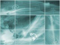 将来的技术世界 免版税图库摄影