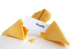 将来的财富 免版税库存照片
