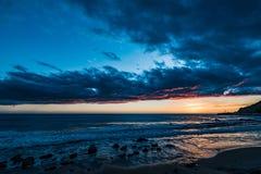 将罗杰斯国家海滩 库存图片