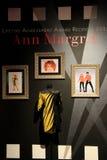 尊敬安Margret,舞蹈国家博物馆,萨拉托加的终生成就奖, 2015年 库存图片
