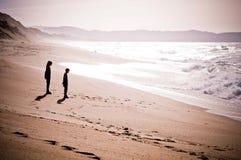 尊敬海洋  免版税图库摄影