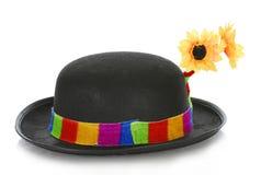 小丑帽子 库存图片