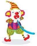 小丑系列 免版税库存图片
