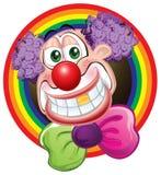 小丑 免版税库存照片