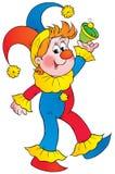 小丑 免版税图库摄影