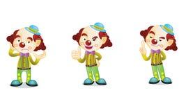 小丑2 库存照片