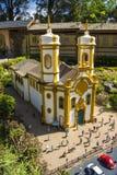 小世界- Gramado/RS -巴西 免版税库存图片