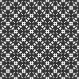 小主题重复了样式在黑n丝毫的背景例证 向量例证