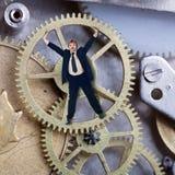 小企业的零件 免版税图库摄影