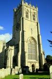 小修道院塔,克赖斯特切奇 库存照片