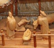 小儿床在一个亚洲村庄2 免版税库存照片