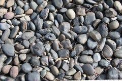 小卵石岩石 库存照片