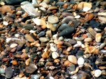 小卵石摘要 图库摄影