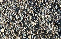 小卵石石头 库存照片
