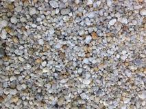 小卵石石渣地板 免版税图库摄影