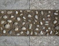 小卵石石纹理 库存照片