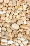 小卵石石头。 库存图片