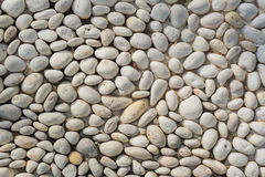 小卵石石头难倒002 库存图片
