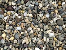 小卵石纹理 库存图片