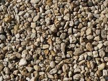 小卵石纹理 免版税库存图片