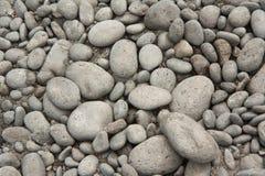 小卵石背景 库存图片