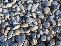 小卵石背景 免版税库存图片