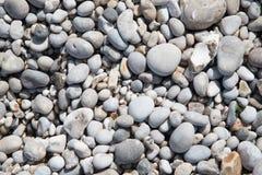 小卵石背景 免版税库存照片