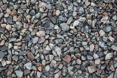 小卵石,石渣,石头,鹅卵石构成 库存照片