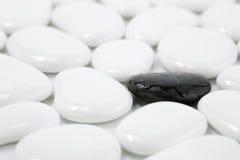 小卵石(温泉概念) 免版税库存图片