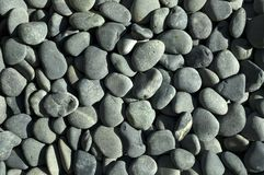 小卵石 库存图片