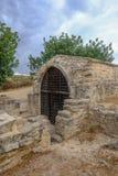 小古老石头修建了圣斯蒂芬教堂  库存图片