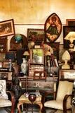 小古董店在里斯本 图库摄影