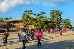 小和宫岛Matsudai旅游船 库存照片
