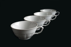 小咖啡杯四 免版税图库摄影