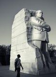 小国王luther马丁纪念品 全国纪念品,华盛顿D C 图库摄影