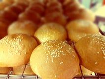 小圆面包工厂 图库摄影