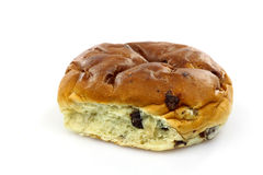 小圆面包当前 免版税库存照片