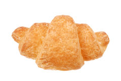 小圆面包新鲜查出的一个 免版税库存图片