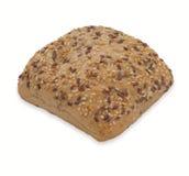 小圆面包新鲜的芝麻 免版税库存图片