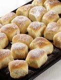 小圆面包甜点酵母 免版税库存图片