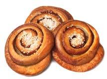小圆面包甜点 免版税图库摄影