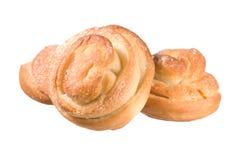 小圆面包糖 库存图片