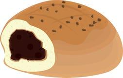 小圆面包 库存例证