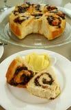 小圆面包chelsea 库存照片