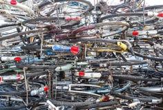 小块自行车 免版税库存照片