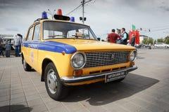 小型客车VAZ 2111 免版税库存照片