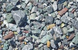 小型花岗岩 图库摄影