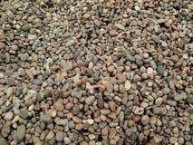 小多彩多姿的石头样式 免版税库存图片