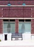 小大厦的办公室 免版税图库摄影