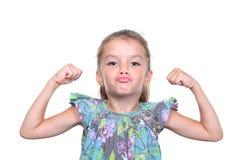 小女孩 免版税库存照片